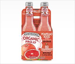 Galvanina Red Grapefruit Pulp
